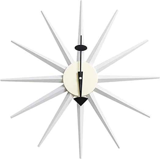 Emorden Furniture George Nelson Sunburst Clock