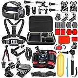 SmilePowo 42-in-1 Accessories Kit for GoPro Hero7 Black/White/Sliver/GoPro...