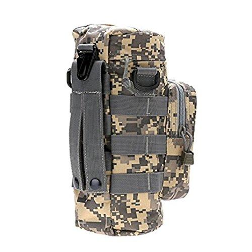 Bescita Outdoor Reise Wandern Klettern Schale Tasche mit Tasche Wasser Flasche Tasche Schutz B NweOwFP5t