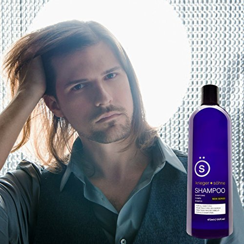 K + S Salon Quality Men's Shampoo is The Best Selling Shampoo...