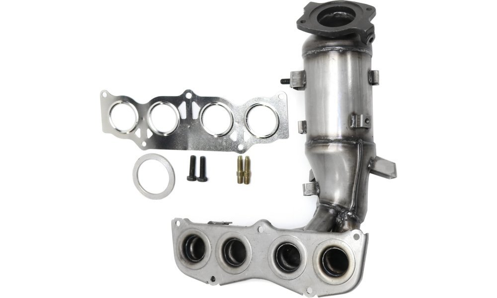 Evan Fischer Catalytic Converter for Toyota 02-09 Camry 02-08 Solara Front