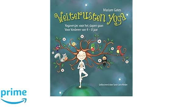 Welterusten yoga: yogaversjes voor het slapen gaan Voor ...