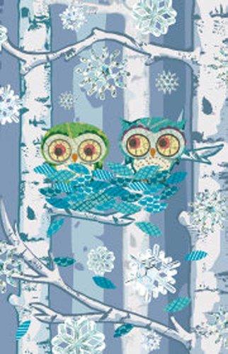 Woodland Owls Boxed Christmas -