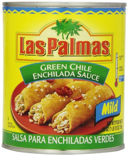 Las Palmas Mild Green Enchilada Sauce, 28 oz