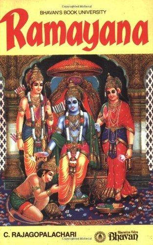 By C. Rajagopalachari Ramayana (44th)