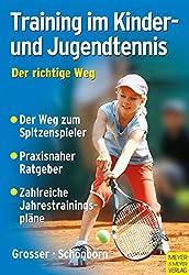 Training im Kinder- und Jugendtennis - Der richtige Weg