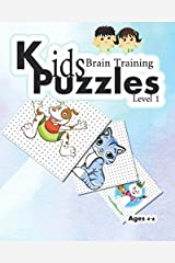 Kids Brain Training Puzzles Level 1 Paperback