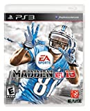 Madden NFL 13 PS3 - Standard Edition