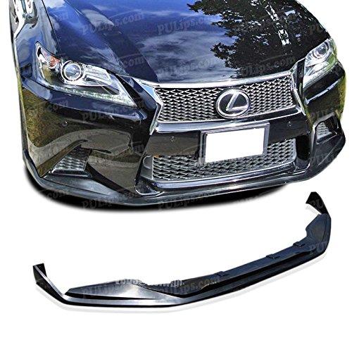 PULIps LXGS13SKPFAD - Skip Style Front Bumper Lip Spoiler For Lexus GS 2013-2015(F Sports)