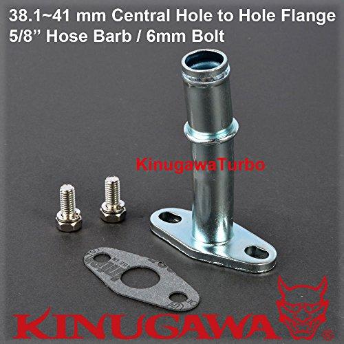 Turbo Oil Drain/Return Pipe Kit HITACHI HT12 5/8