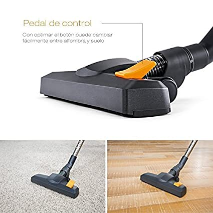 PUPPYOO 9005B Aspirador sin Bolsa Fuerte Succión Diseño Plegable del Codo Reducción de Ruido Múltiple Aspirador: Amazon.es: Hogar