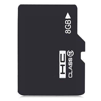 Tarjeta micro SD ZHUOTOP, de 8 GB, para reproductor de DVD de coche, navegación con mapas muy recientes