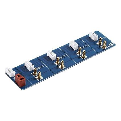bescita carga rápida batería compartimento Expansion Board ...