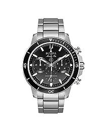 Bulova 96B272 MARINE STAR Chronograph Watch w/ Date Men's Watch