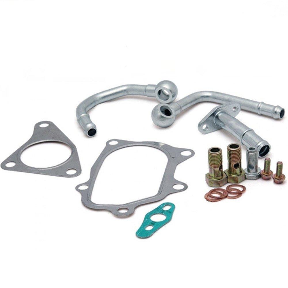 Turbocharger Gasket Kit For Subaru TD04 Turbo Exhaust Gasket YiPin TK-CGQ49
