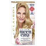 Clairol Nice 'N Easy Permanent Hair Color Kit, 9 Light Blonde (Pack of 3) (Packaging May Vary)