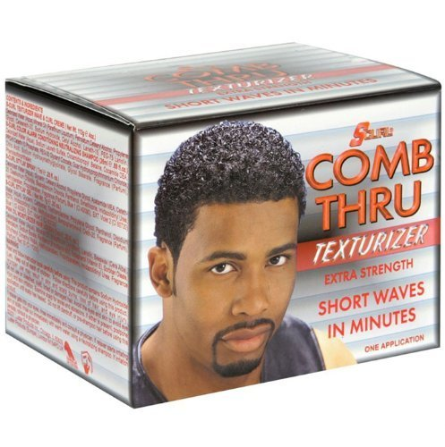 (S CURLS Comb Thru Kit Extra Strength One Application by Luster Products Inc.)