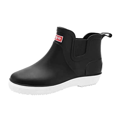 00576109431 Amazon.com: Xinantime Men's Outdoor Waterproof Shoes Nonslip Short ...