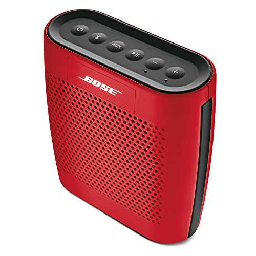 017817647144 - Bose SoundLink Color Bluetooth Speaker (Red) carousel main 1
