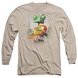 Rango: Poster Art Long Sleeve T-Shirt