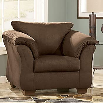 Brown Contemporary Living Room Accent Chair Kitchen Dining