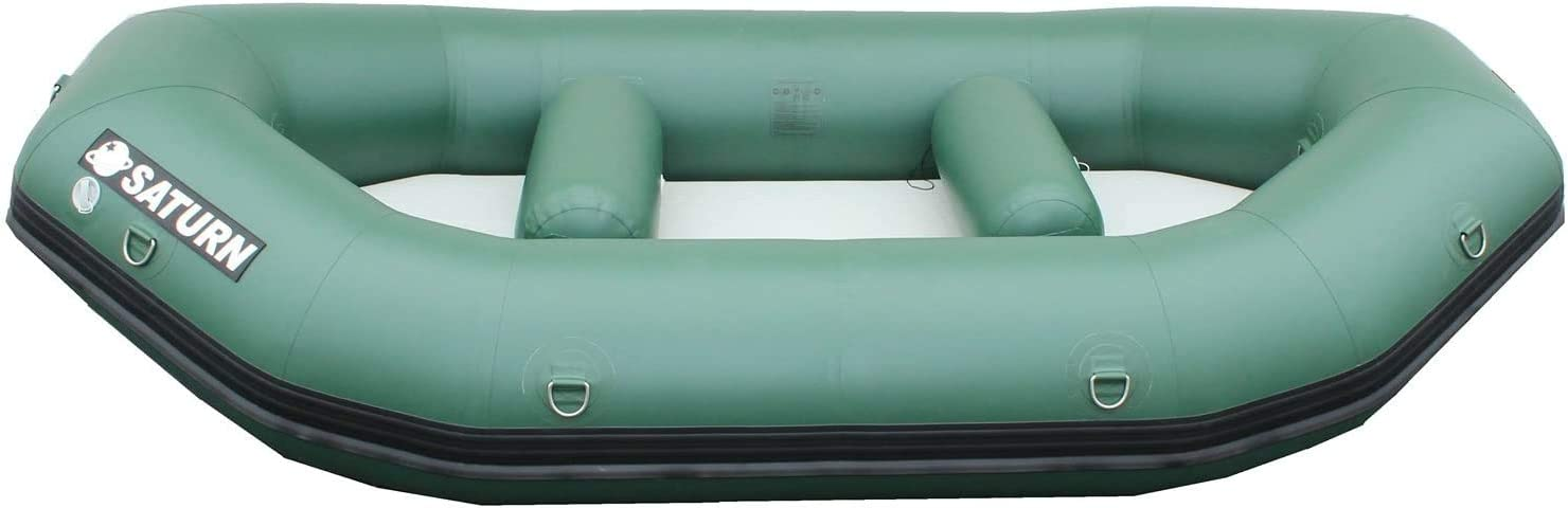 Saturn 9.6 ft Inflatable Whitewater Mini Raft