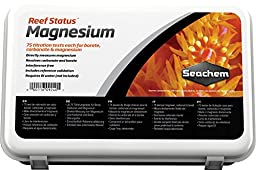 Seachem Reef Status Magnesium Test Kit