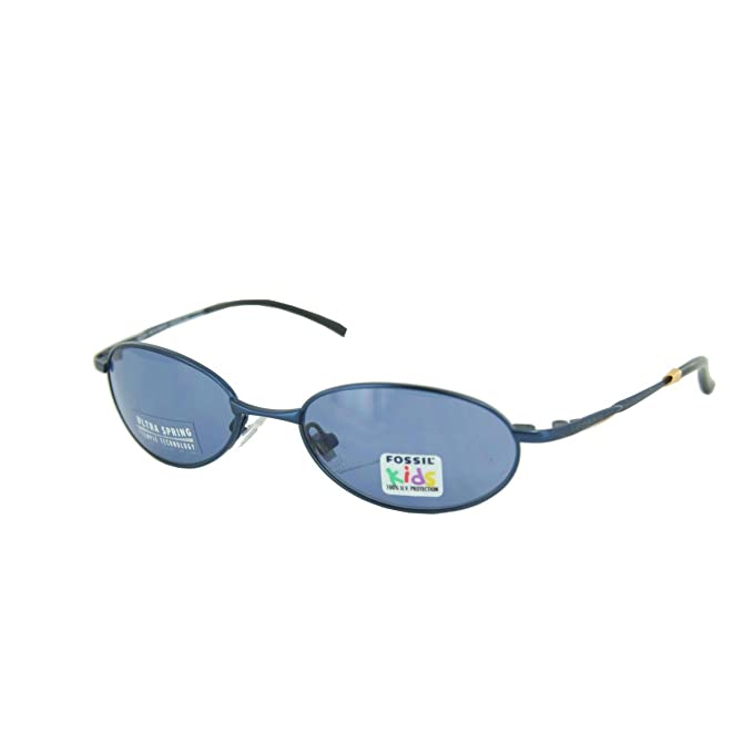 Fossil - Gafas de sol - para hombre azul azul small: Amazon ...