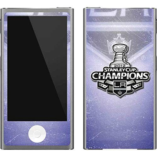 (Skinit NHL Los Angeles Kings iPod Nano (7th Gen&2012) Skin - 2012 NHL Stanley Cup Champions LA Kings Design - Ultra Thin, Lightweight Vinyl Decal Protection)
