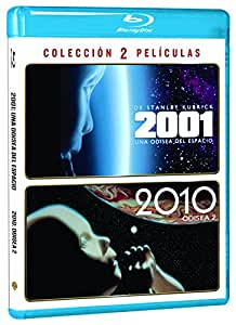 Pack: 2001 + 2010 [Blu-ray]