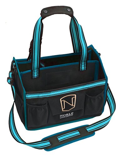 Noble Outfitters EquinEssential Tote, Deep Turquoise, One Size