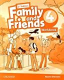 Family and Friends 4 : Workbook
