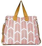 Arrows Weekender Bag by White Elm