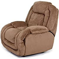 Barcalounger Apex II Recliner - Dallas Mink Fabric - Manual Recline