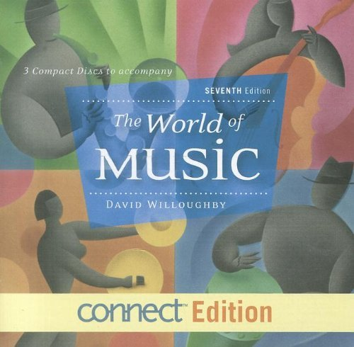 Download 3-CD set for use with The World of Music [Audiobook] [2012] (Author) David Willoughby PDF