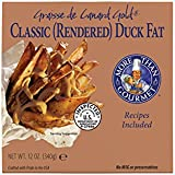More Than Gourmet Graisse De Canard Gold Rendered Duck Fat, 12-Ounce Package