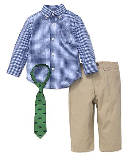 Check Shirt Tie - 2