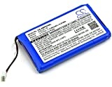 Cameron Sino 1100mAh Battery Compatible With AMX RS634, Mio Modero remote controls