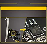 PCI-E to 2 SATA 3.0 Expansion Card SSD BootB for Desktop