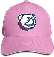 68036be89a5a2 Louisiana Tech Bulldogs Sandwich Cap Size  Adjustable Caps.