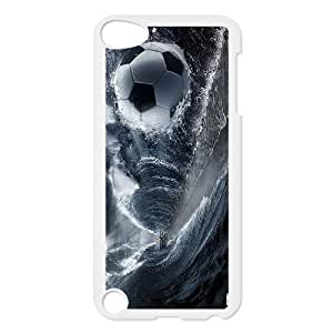 High quality Soccer,playing soccerseries protective case cover FOR Ipod Touch 5 A-SOCCER-B3942