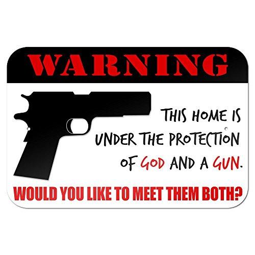 Home Under Protection God Gun