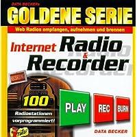 Internet Radio und Recorder. CD- ROM für Windows ab 95