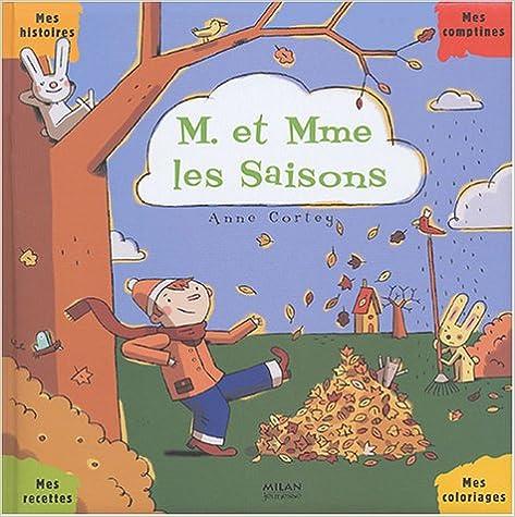 Télécharger en ligne M. et Mme les Saisons pdf ebook