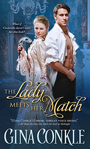 The Lady Meets Her Match (Midnight Meetings Book -