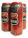 Rambling Route Cider, 4 pk, 16 oz Cans, 6.9% ABV