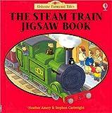 The Steam Train Jigsaw Book, H. Amery, 0794502962
