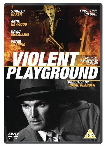 Violent Playground (Digitally Remastered) [DVD] (Playground Dvd)
