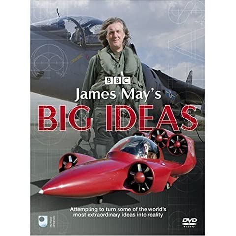 James May's Big Ideas: Complete Series [Region 2] (Shameless Complete Series Dvd)