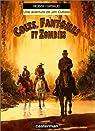Jim Cutlass, tome 6 : Colts, fantômes et zombies par Rossi